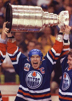 #11 Mark Messier - best ever photo of him...