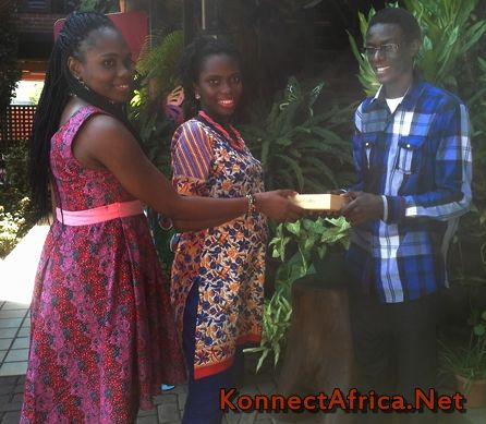 The 'I Know a Ghanaian Star' Online Competition 2014 Award Luncheon
