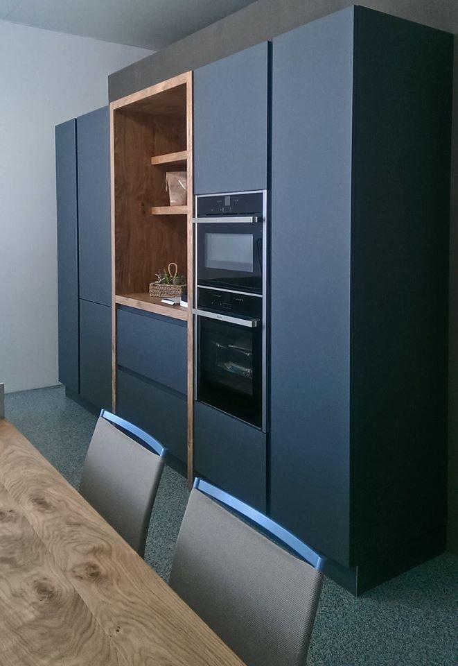 Cucina #FenixNTM Grigio Bromo