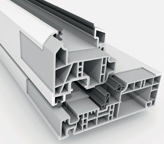 PVC vindu er ikke bare PVC vindu.  våre Nordic PLUS vinduer har 3 pakninger i vindut, der mange bare har EN. Dette gjør en STOR forskjell.