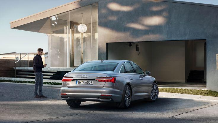 2018 New Audi A6 (C8)