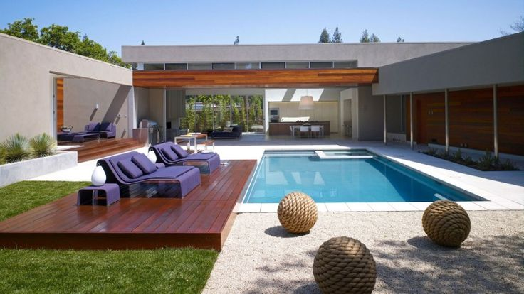 Menlo Park Residence by Dumican Mosey Architects