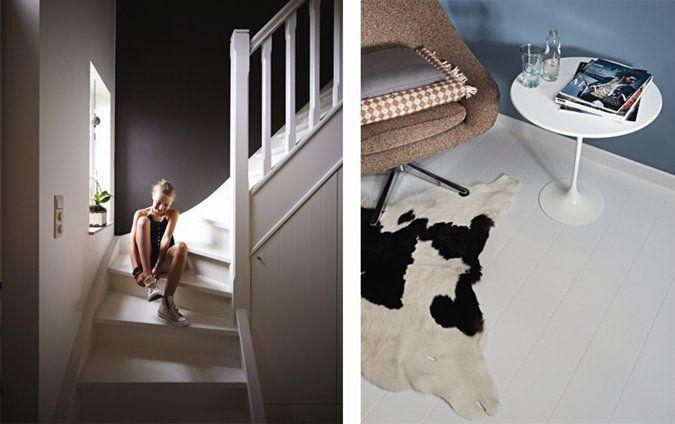 Donkere Keuken Lichter Maken : Donkere Keuken Lichter Maken : De traphal verven Interior, Ideas For