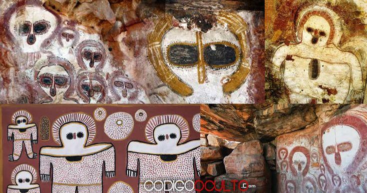 Las pinturas rupestres «extraterrestres» de Australia podrían ser las más antiguas del planeta - http://codigooculto.com/2016/02/las-pinturas-rupestres-extraterrestres-de-australia-podrian-ser-las-mas-antiguas-del-planeta/