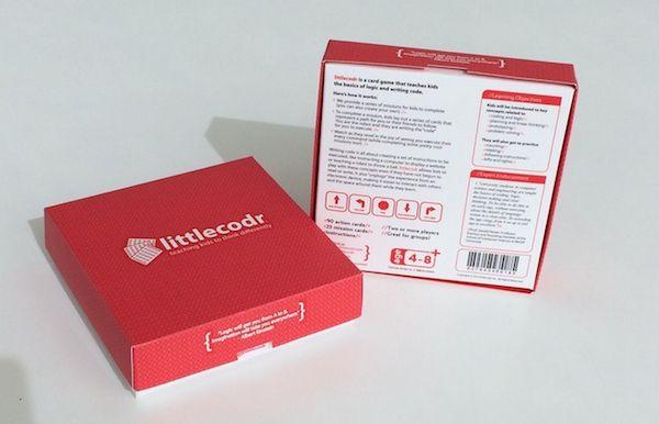 Kaartspel laat kinderen kennis maken met programmeren - http://appworks.nl/2015/06/16/kaartspel-laat-kinderen-kennis-maken-met-programmeren/
