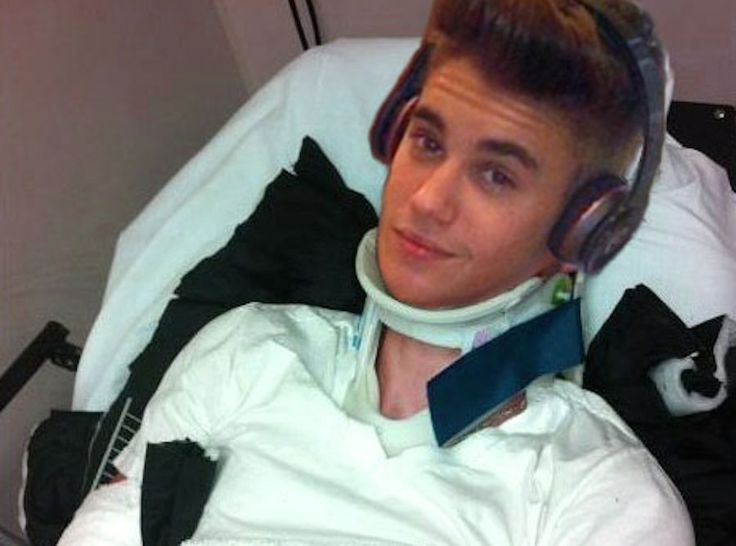 Justin Bieber Hospitalized For Listeria Outbreak Broken