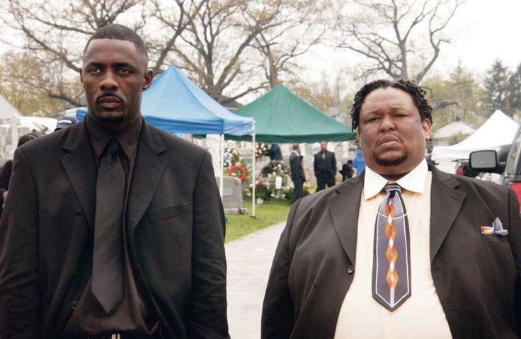 Idris Elba, The Wire