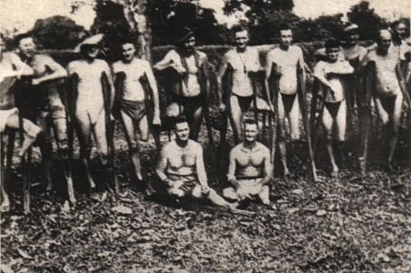 Amputees of the Death Railway