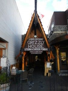 Meat, Fondue, and Swingers? Grizzly House in Banff has it all!