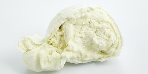 On my bucket list. Homemade burrata. Some day I will endeavour this recipe.