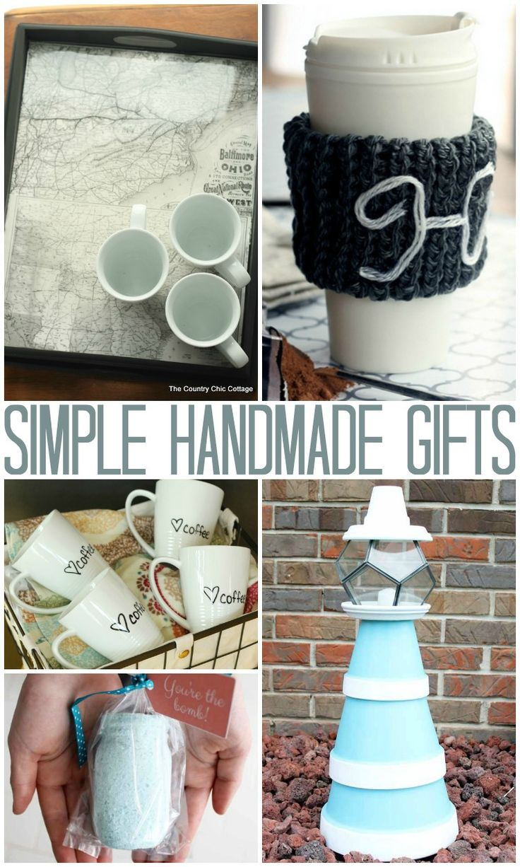 Handmade Gifts - The Country Chic Cottage