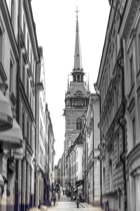 Gamla Stan or Old City is the best place to be in Stockholm
