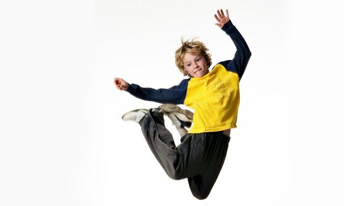 Space Jump Trampoline Sport - Fleury Mérogis: 1h de Space Jump pour 1 enfant ou 1 adulte dès 7,99 € au Space Jump Trampoline Sport