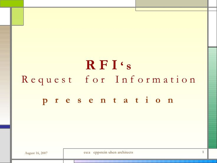 20 best rfi images on pinterest proposal proposals and request free request for information rfi form template pronofoot35fo Images