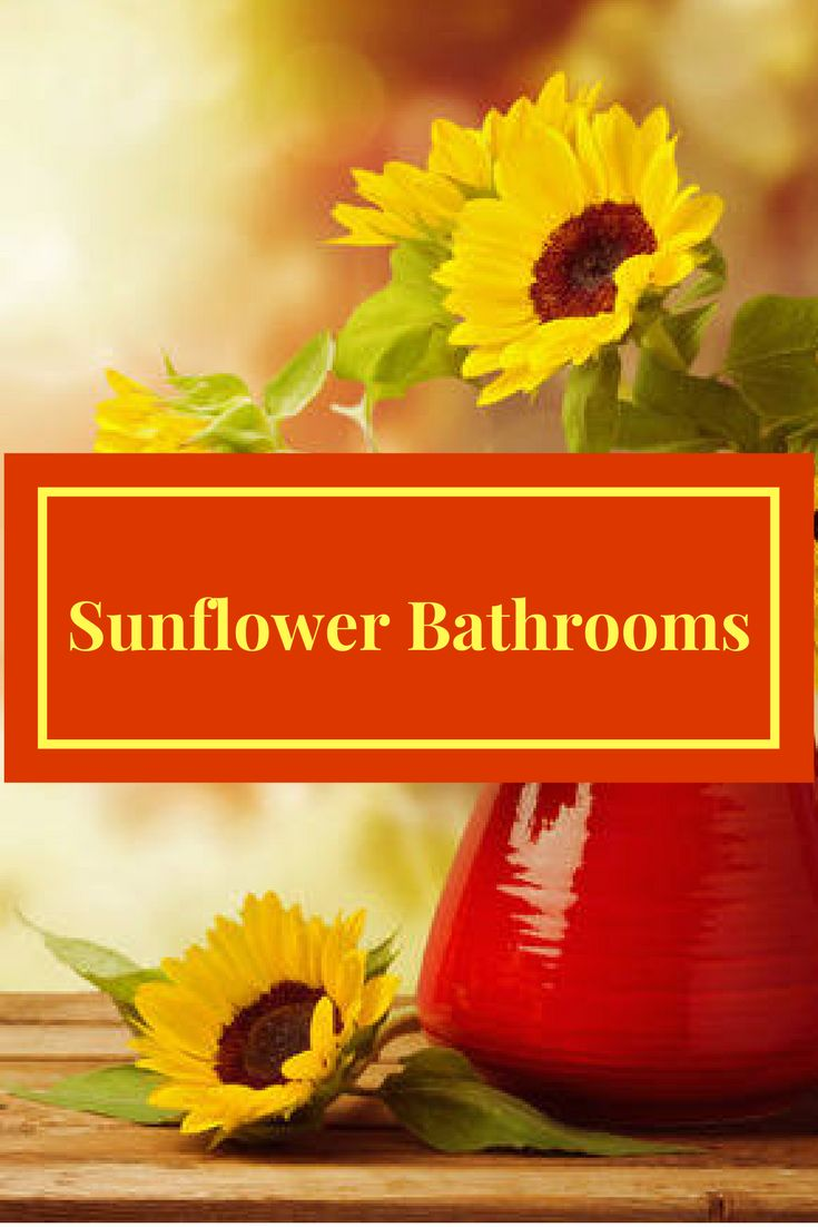 Sunflower bathroom decor - Sunflower Bathroom Accessories That Are Popular Among Nature Lovers Sunflower Bath Towels Sunflower Shower