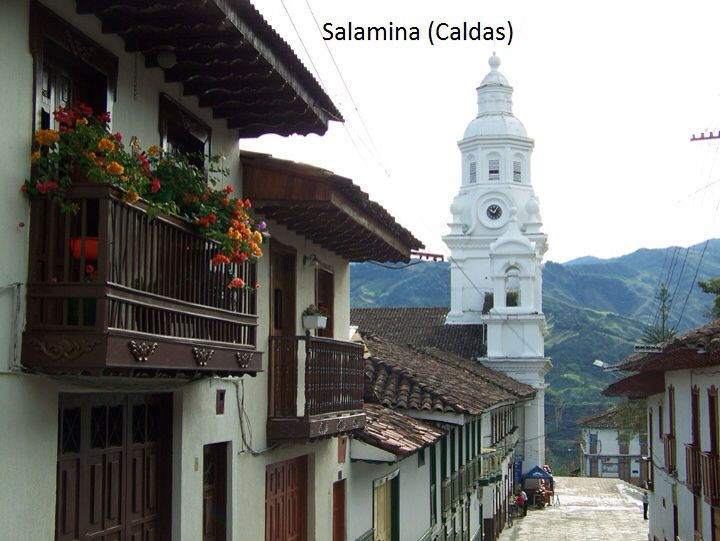 Salamina Caldas, Colombia