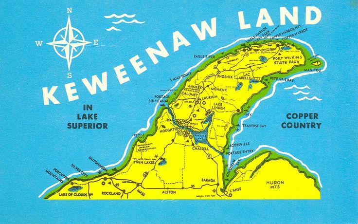Keweenaw Land!