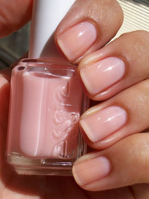 Best 25+ Neutral nail polish ideas on Pinterest | Neutral ... Natural Pink Nail Polish