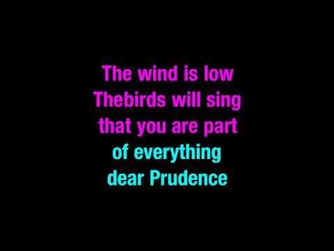 Dear Prudence The Beatles Karaoke - You Sing The Hits   #Beatles #Quiz