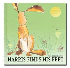 Harris Finds His Feet by Catherine Rayner published by Little Tiger Press. Narrated for Me Books by Mike Wozniak.
