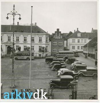 arkiv.dk   Hjultorvet før 1956