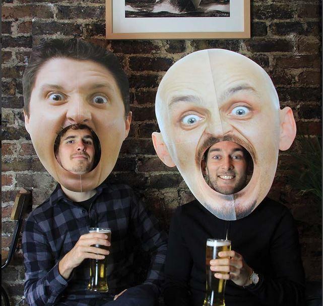 Big Headed Masks | Unusual Gifts