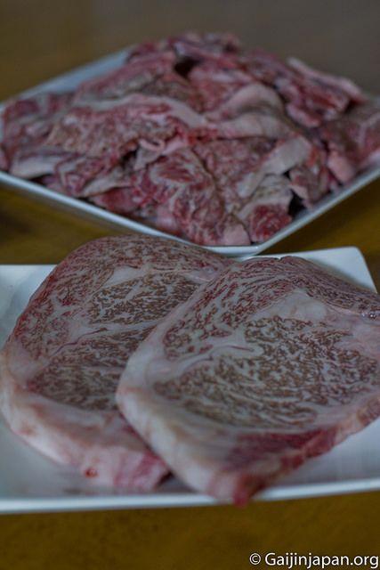 Boeuf de Kobe, la meilleure viande au monde !
