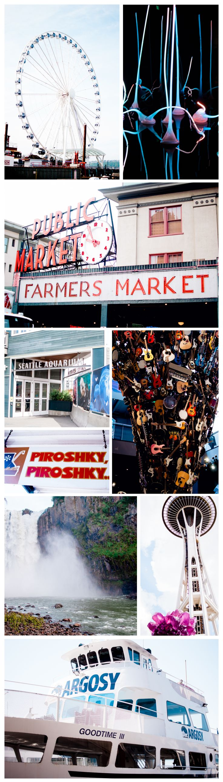 Seattleu0027s Pike Place Market See more
