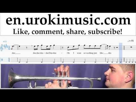 How to Play Trumpet The Chainsmokers & Coldplay - Something Just Like This Tabs Part#2 um-i352 https://www.youtube.com/watch?v=dlih4tOKBgs