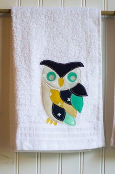 Owl Applique Patterns