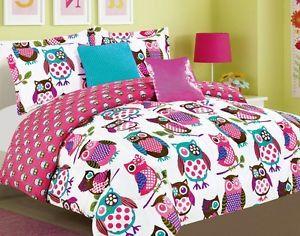 Owl Bedroom Theme:) Love It