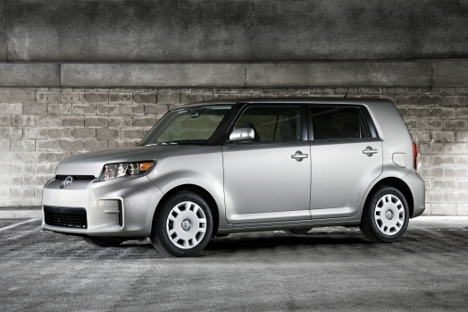 The 2012 Scion xB was named the Top Car for College Grads.  With the college graduate rebate available from Toyota of Longview this just became an even better deal.