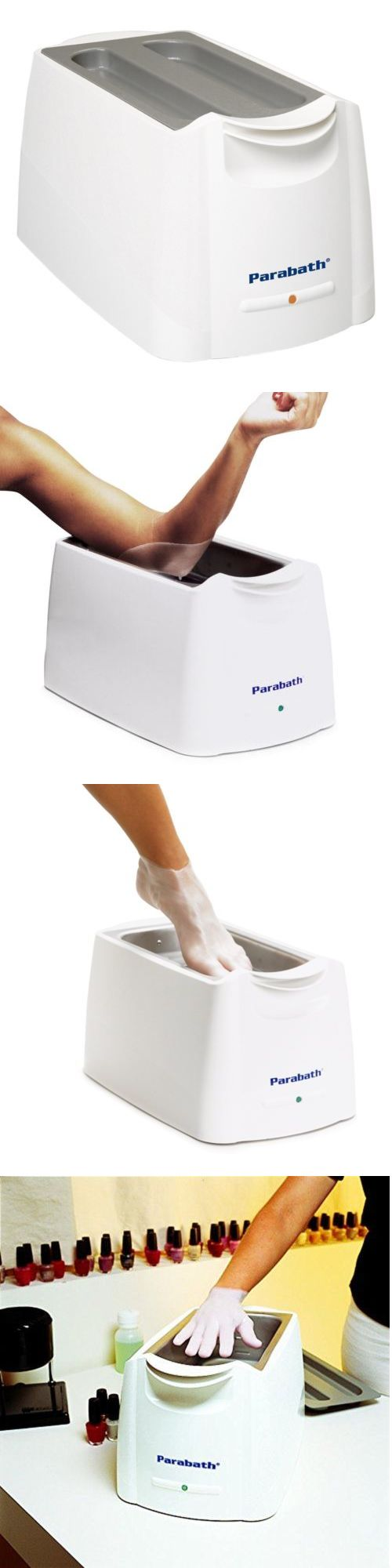 Spas Baths and Supplies: Parabath Paraffin Wax Heating Unit Paraffin Wax Treatment Bath For Heat Thera... -> BUY IT NOW ONLY: $197.56 on eBay!