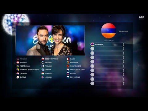 Eurovision ESC 2016: FINAL TOP 10 - YouTube