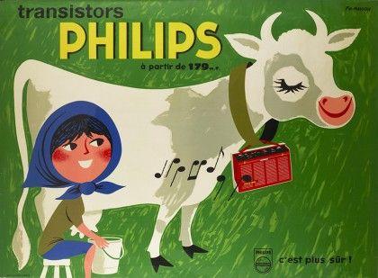 Philips ~ Pierre Fix-Masseau