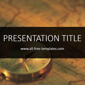 17 best powerpoint templates images on pinterest business cards history powerpoint template toneelgroepblik Image collections