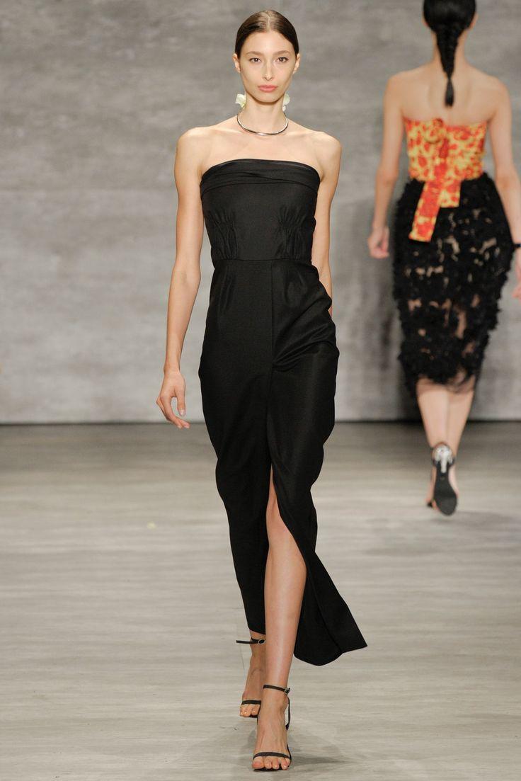 Tome Spring 2015 Ready-to-Wear Fashion Show - Alexandra Agoston