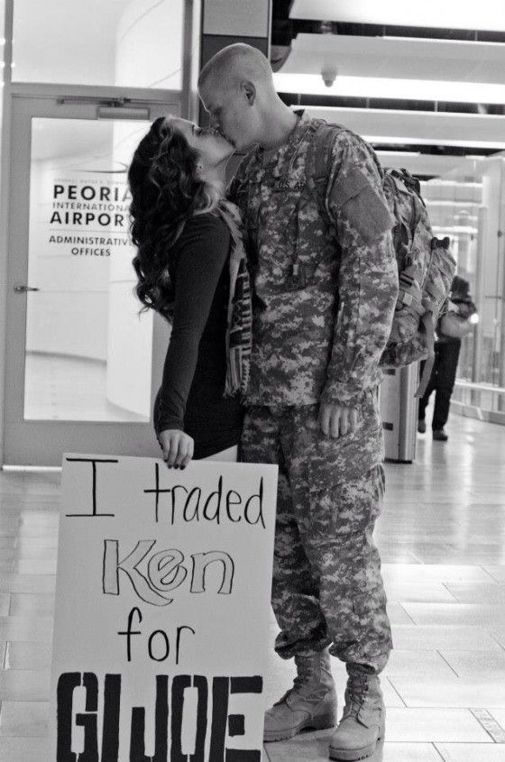 80 Military Homecoming Signs