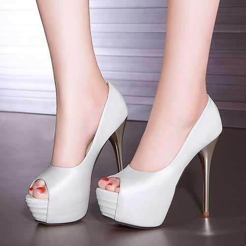 17.Gelin Ayakkabısı