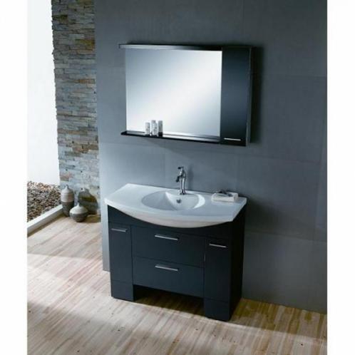 Modern Single Sink Bathroom Vanity By Lalia