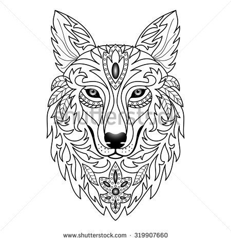 https://thumb1.shutterstock.com/display_pic_with_logo/2474692/319907660/stock-vector-ornamental-wolf-vector-illustration-for-textile-prints-tattoo-web-and-graphic-design-319907660.jpg