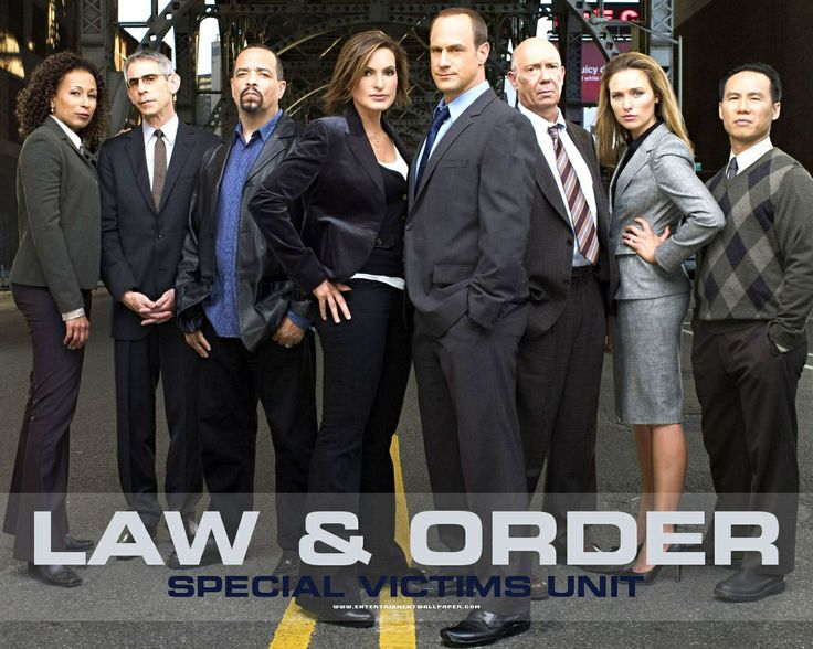 tv Law and Order SVU