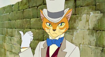 Papo de Budega: O Reino dos Gatos 猫の恩返し: o anime que poucos sortudos viram