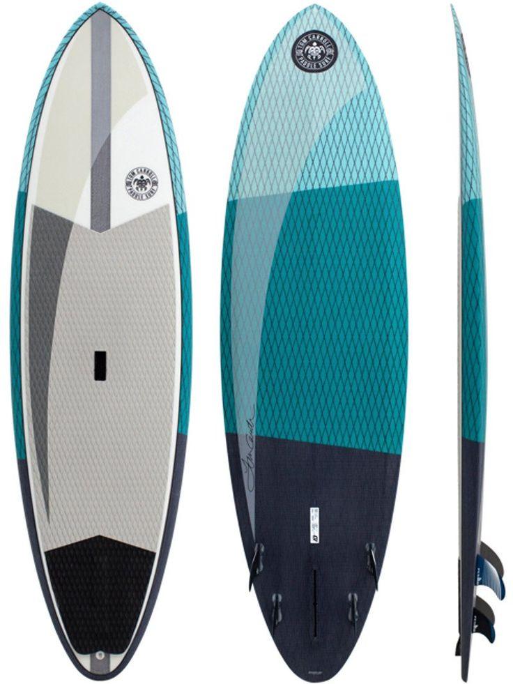 """Tom Carroll Paddle Surf Loose Leaf SUP 8'4"""""""