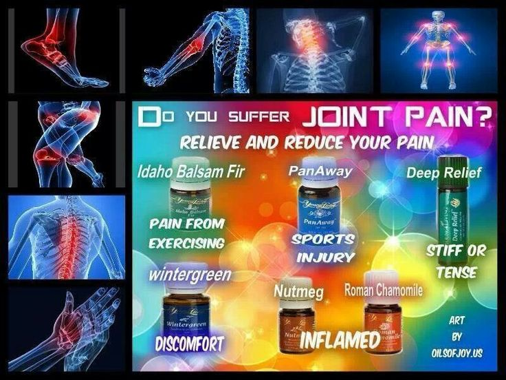 How To Get Rid Of Joint Inflammation Naturally