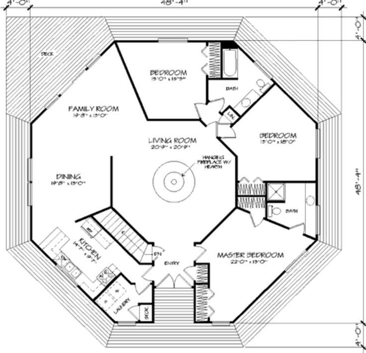 exceptional grand designs house plans #6: This beach design floor plan is 1888 sq ft and has 3 bedrooms and has  bathrooms.