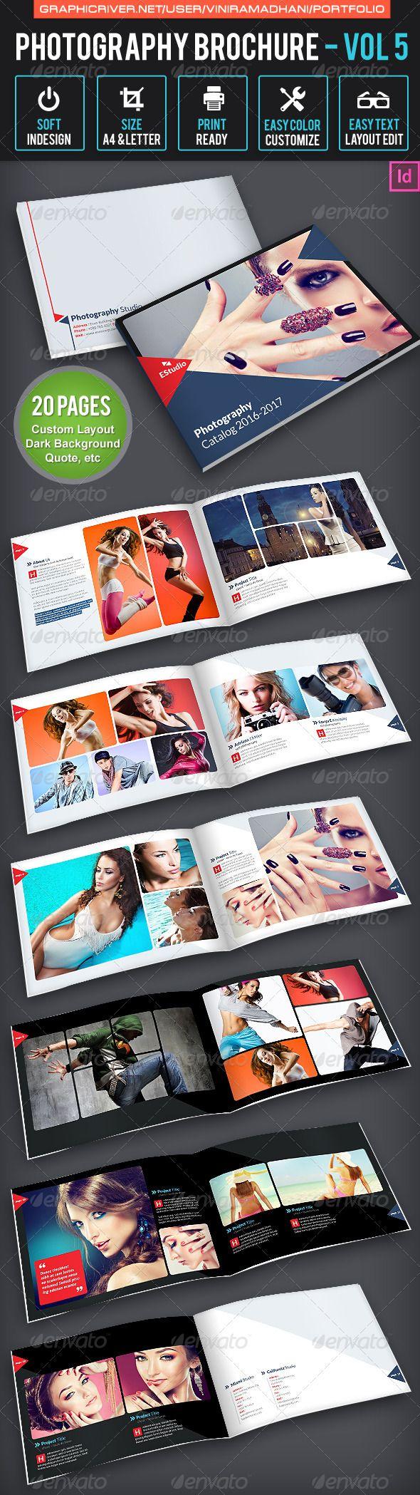 image break ups Photography Brochure | Volume 5 - Portfolio Brochures