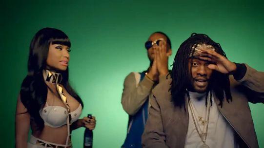 Video: Wale ft. Nicki Minaj & Juicy J - Clappers  http://www.emonden.co/video-wale-ft-nicki-minaj-juicy-j-clappers