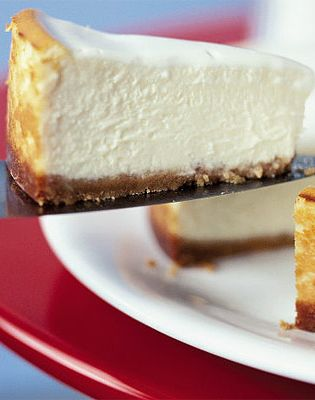 New York cheesecake - a simply delicious treat