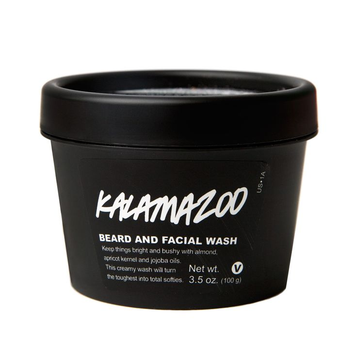 Kalamazoo Beard & Facial Wash - For washing furry faces: Fresh pineapple juice is full of enzymes to cleanse the skin and zap away dirt and oil, while almond oil, jojoba oil and cupuaçu butter soften and tame even the most unruly beard. With the light citrusy scent of Brazillian orange oil and the super soft feeling, you might find your beard has more admirers than ever before! No animal testing.